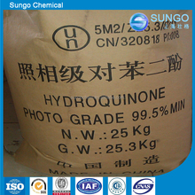 High Purity Hydroquinone Powder / HQ Photo grade Cas no.123-31-9