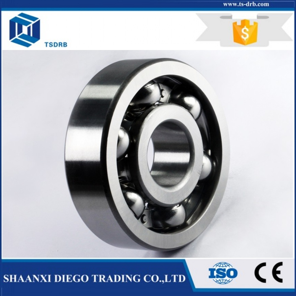 low noise and high precision ball bearing 6004