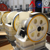 china leading manufacturer export low consumption crusher pe-250*400 jaw crusher