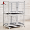 Luxury Double Dog Kennel & Pet Tube Dog Kennel Wholesale (Made In China)