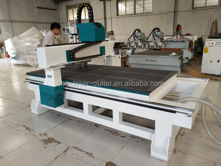 Chinese Good Price Cnc Wood Router Engraving Machine For Wooden Door Furniture Guitar Jcut 1325