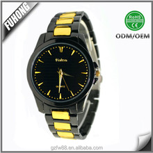 China custom logo Alloy gold for man watches