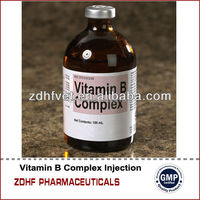 racing horse use vitamin b complex injection nutritional use