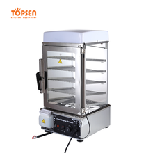 BEST SELLING! High Efficiency Commercial Bun Steamer/Bun Warmer