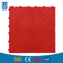 modular interlocking garage floor pp mat