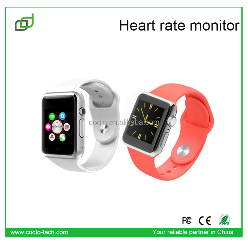 for iphone 6 6s 5 5s ce rohs 2015 dual sim android U8 smart watch smartwatch 2015 phone mobile