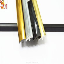 decorative furniture metal trim polished aluminum angle metal furniture trim