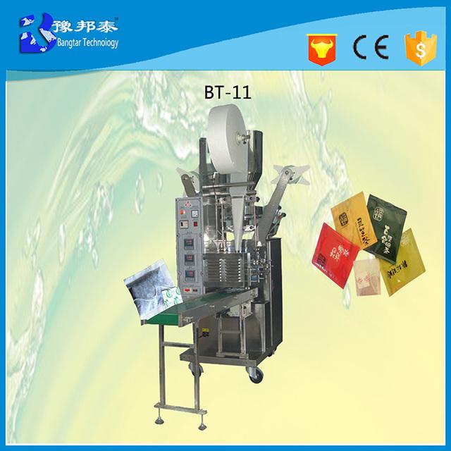 Factory High Quality Automatic Digital Control Tea Vertical Sachet Packing Machine