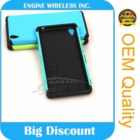 ebay hot sell case for sony ericsson for xperia mini pro sk17i