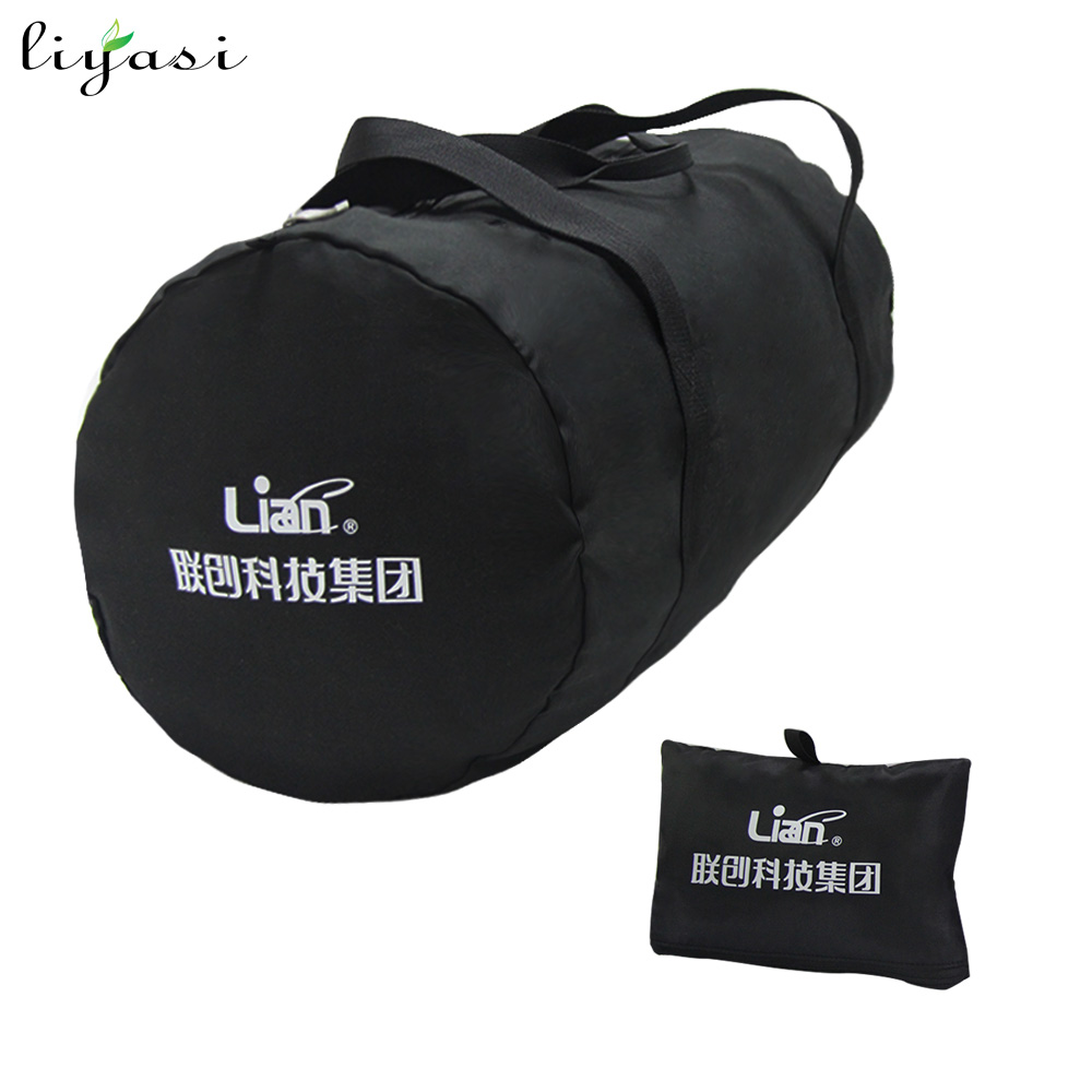 Tote Waterproof Nylon Travel Duffel Shopping Bag With Logos