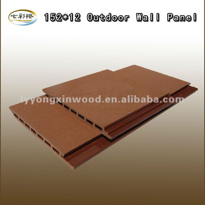 Economic ,outdoor WPC Wall Panel for decorate
