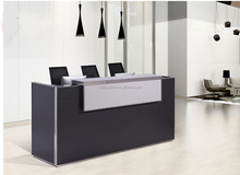 Front Reception table desk for modern office modern saloon corporate reception desk hospital reception desk