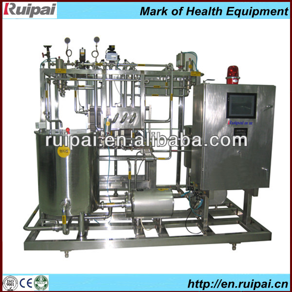 Small fruit juice pasteurization machine with CE/HACCP/ISO9001