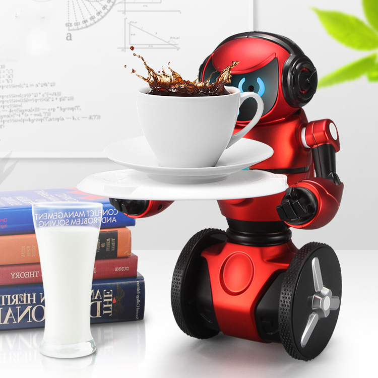 WL F1 gravity sensor wholesale battery operated toy robot with long playing time