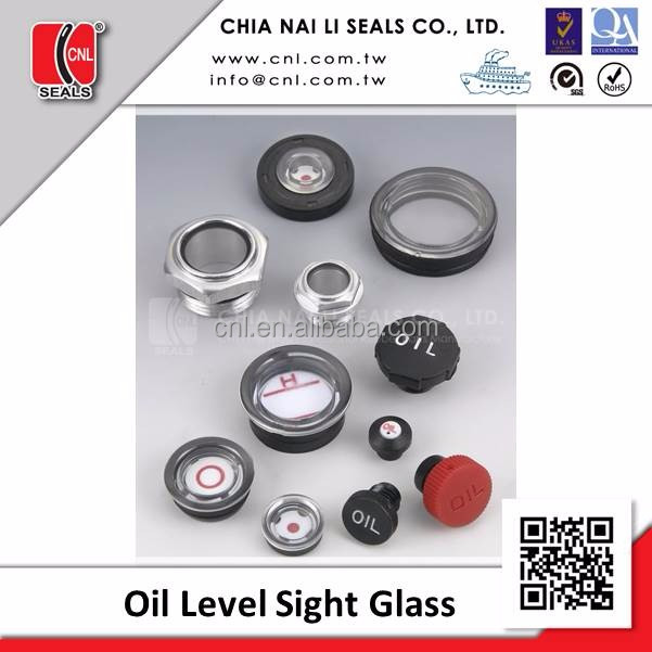 High Pressure Stainless Steel Oil Level Sight Glass