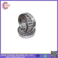 chrome and stainless steel single row and double row pressed steel and brass cage inch taper roller bearing 30210