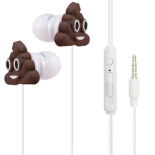 2018 Newest Noise Cancelling In-Ear 3.5 mm 3D Cartoon Earphone And Headphone Earbuds For Kids