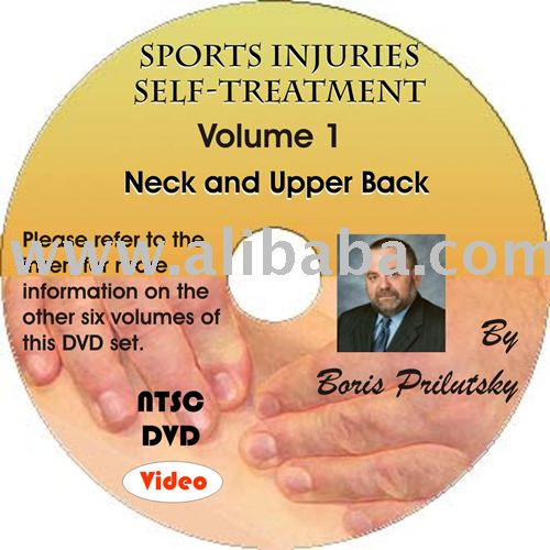 Sports Injuries Self Treatment (Neck and Upper Back) DVD