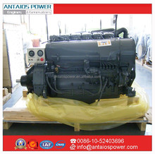 DEUTZ diesel engine F6L912T 4 stroke 6 cylinder aie cooled use for booster pump