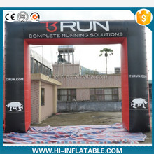 Outdoor cheap inflatable sport arch / archway, inflatable advertising arch No.ar022 for sale