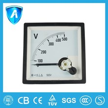 High Quality Analogue Panel voltmeter PM-TV72