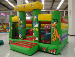 2016 inflatable bouncer,Colorful giant inflatable obstacle/inflatable obstacle course for fun
