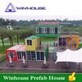 Office Building Modular Container Home Flat Pack Container House