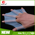 Latest Webbed Swimming Finger dive Silicone Gloves