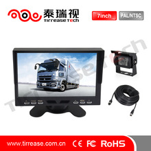 High Quality Bus/truck car rearview camera system, reverse camera system,rearview camera system7inch LCD monitor