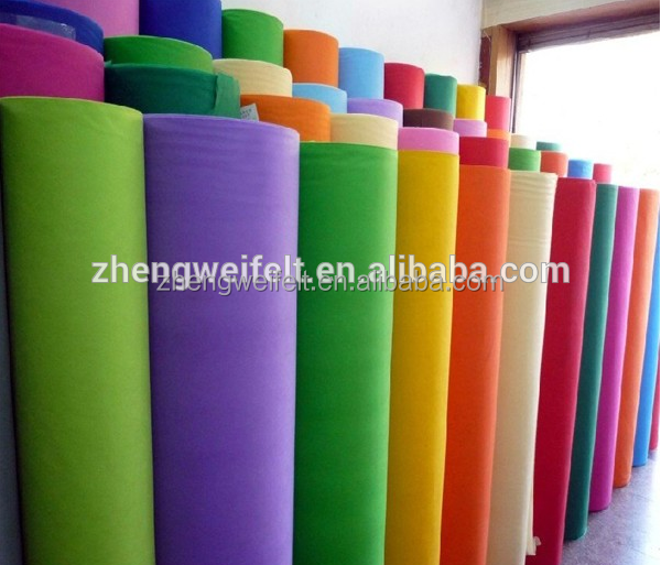 Nonwoven needle punched polyester felt manufacturer