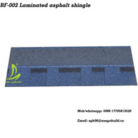 Dimensional Laminated Bitumen Asphalt Shingles With Cheaper Price