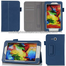 PU Leather Wholesale Small Quantity Tablet Case For Samsung Galaxy Tab 3 7inch