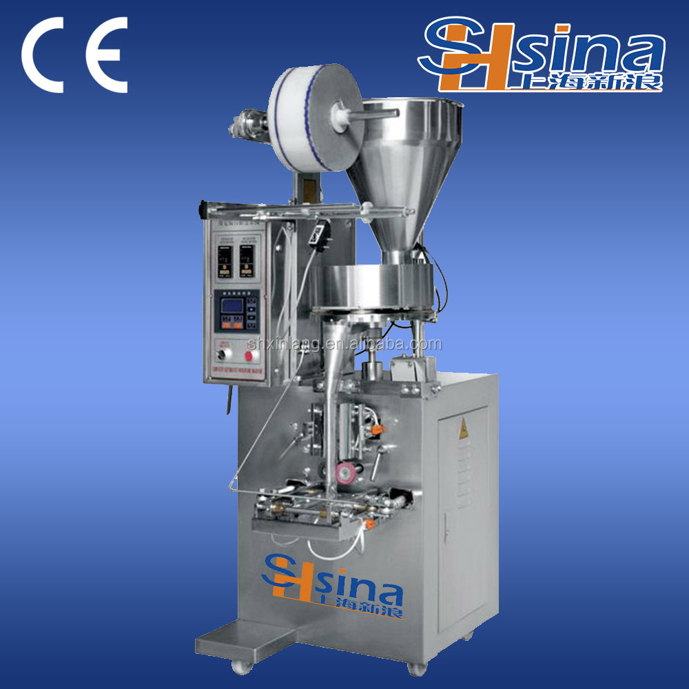 automatic peanut butter sachet packaging machine