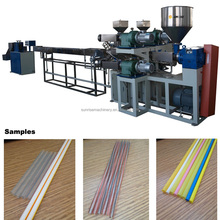 PP Beverage Drinking Straw Making Machine