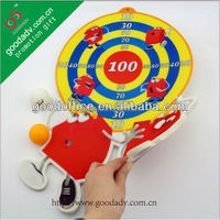 2016 hot sales professional custom kids magnetic dart board