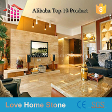 Alibaba Best Wholesale golden travertine asian granite/marble stone countertop materials,elegant marble granite