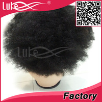Premium quality 14-30inch Brazilian human hair full lace wig ,virgin human hair afro human hair ,human hair full lace wig