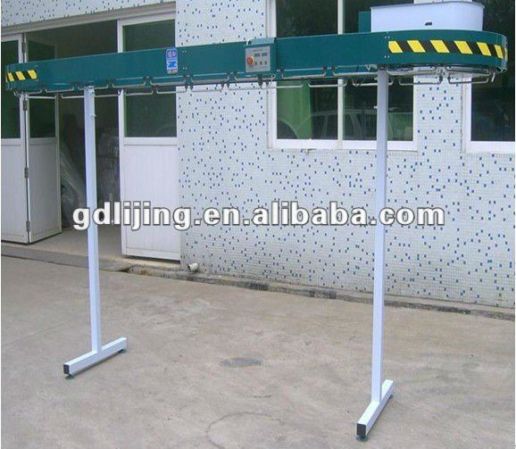 laundry,hotel using practical dry cleaning conveyor for sale