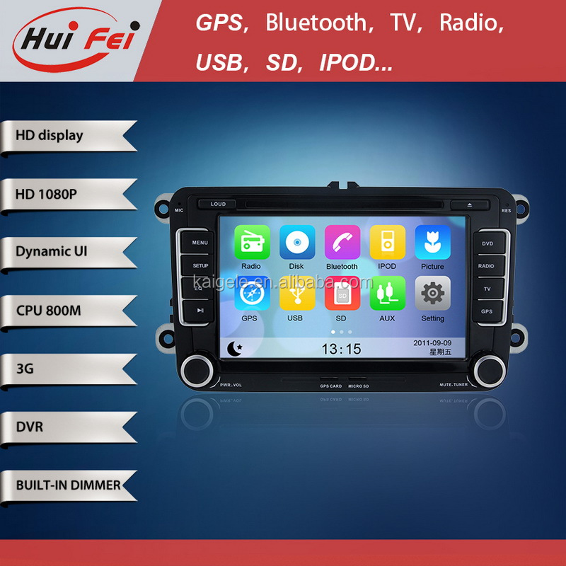 huifei Wince car GPS Navigation with steering wheel control,3G,Wifi for Seat Toledo 2005-2011,Leon 2005-2011,Alhambra 2010-2011