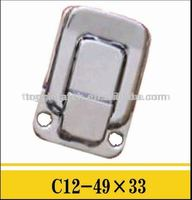 Sliver Metal box locks/ small size case lock/ tool box lock
