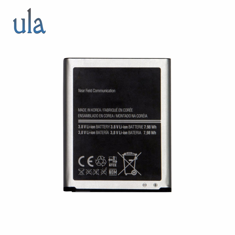 Original Capacity 1500mAh Phone Battery For Samsung Galaxy S3 mini Lithium ion Battery Reachargeable Battery