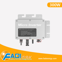260W Grid Tied Micro Solar Inverter