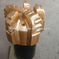 6 blades PDC oil drilling bit,5 7/8 PDC oil bit,durable PDC cutter bit