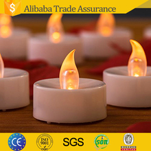 mini solar electric flameless led floating tea light candles
