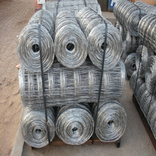 Factory Direct Sale Galvanized Grassland Field Wire Mesh / livestock solution Fence