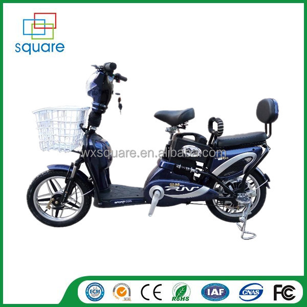 Alibaba China adult cheap hot sale quickly 2 wheels electric bike electric motor mini electric scooter for sale