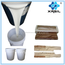 Culture stone mold making Liquid rubber silicone for decorative stone veneer