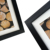 12x12 inches Walnut Shadow Box Plexiglass Printed art PS Picture Frame