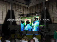 High Definition full color P4.8 indoor commercial led signs