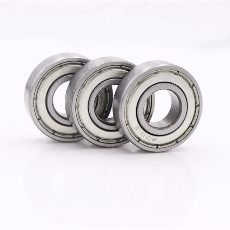 Top sale Motorcycle bearing 6001 6002 6003 6004 6005 6006 zz 2rs deep groove ball bearing price list
